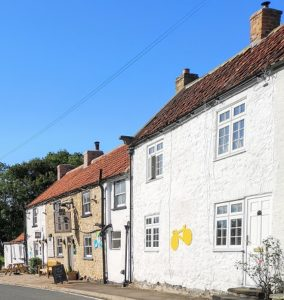 1 High Row Cottage, Exelby (Image courtesy of Community First Yorkshire)